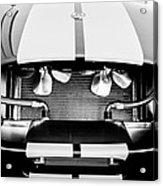 1965 Shelby Cobra Grille Acrylic Print