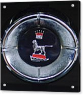1965 Sunbeam Tiger Grille Emblem Acrylic Print