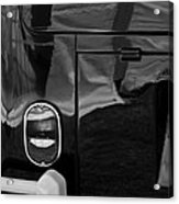 1966 Volkswagen 21-window Microbus Taillight Emblem Acrylic Print