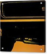 1968 Camaro Ss Acrylic Print
