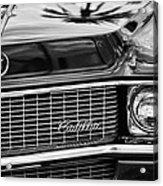 1969 Cadillac Eldorado Grille Acrylic Print