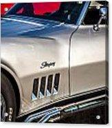 1969 Chevrolet Corvette 427   Acrylic Print