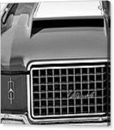 1972 Oldsmobile Grille Acrylic Print