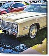 1978 Cadillac Eldorado Acrylic Print