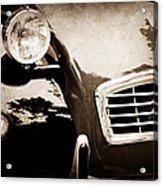 1988 Citroen 2cv Charleston Acrylic Print