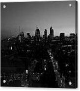2013 City Of London Skyline Acrylic Print