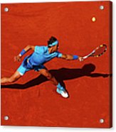 2015 French Open - Day Nine Acrylic Print