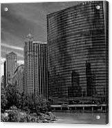 333 W Wacker Chicago Acrylic Print