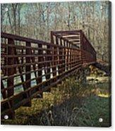 A Bridge Too Far Acrylic Print