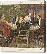 A Deal - In Washington  Acrylic Print