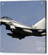 A Eurofighter Typhoon 2000 Multirole Acrylic Print