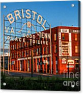 A Good Place To Live 2 Acrylic Print