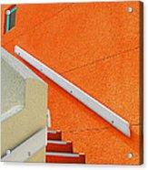 a L'orange Acrylic Print