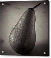 A Pear At An Angle Acrylic Print