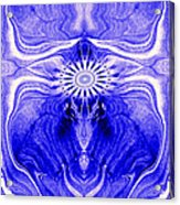 Abstract 139 Acrylic Print