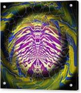 Abstract 141 Acrylic Print