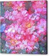 Abstract 279 Acrylic Print