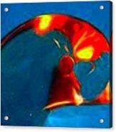 Abstract 4785 Acrylic Print