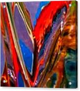Abstract 4786 Acrylic Print