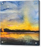 Abstract Landscape 8 Acrylic Print