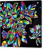Acadiana In Bloom Acrylic Print