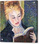 After Renoir Acrylic Print
