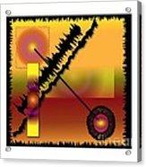 Aim Acrylic Print