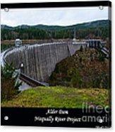 Alder Dam Acrylic Print