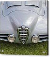 Alfa Romeo 1900 Ss Zagato Berlinetta 1956 Acrylic Print