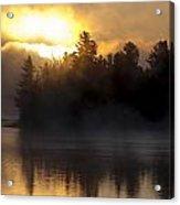 Algonquin Sunrise Acrylic Print