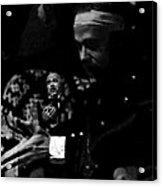 Allan Fudge Mourning Becomes Electra University Of Arizona Drama Collage Tucson Arizona 1970 Acrylic Print