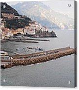 Amalfi Italy Acrylic Print