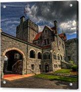 American Castle Acrylic Print