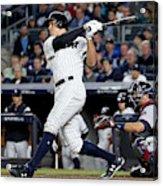 American League Wild Card Game - Minnesota Twins v New York Yankees Acrylic Print