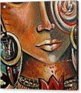 Ancient Spirit Wisdom Acrylic Print