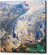 Andalusian Heights. Spain Acrylic Print