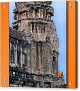 Angkor Wat Cambodia 2 Acrylic Print