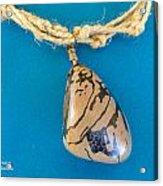 Aphrodite Mechanitis Necklace Acrylic Print