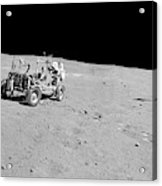 Apollo 16 Lunar Rover Acrylic Print