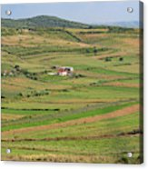 Apollonia, Or Apoloni, Fier Region Acrylic Print