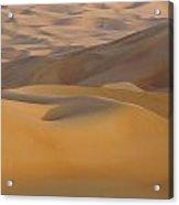 Arabian Sands Acrylic Print