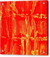 Art Homage Mark Rothko 1 Arizona City Arizona 2005 Acrylic Print
