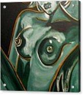 Art Nude Acrylic Print