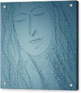 Art Therapy 58 Acrylic Print