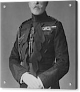 Arthur, Duke Of Connaught (1850-1942) Acrylic Print
