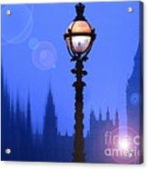 As Night Falls Acrylic Print