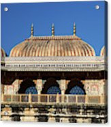 Asia, India Amber Palace Acrylic Print