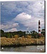 Assateague Island Lighthouse Acrylic Print