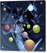 Astrologies 3 Acrylic Print