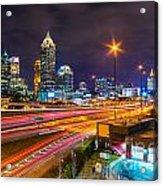 Atlanta - Georgia - Usa Acrylic Print